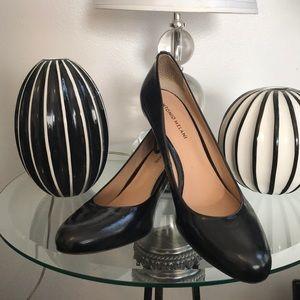 Antonio Melani Black Patent Leather Pumps Sz 11M